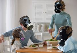 pollutants in your home